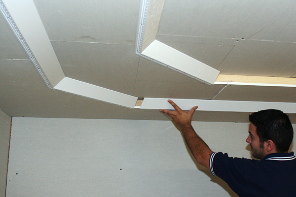 Tray Ceilings Made Easy