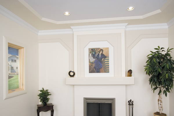 Improvement How To Building Easy And Elegance Coffered